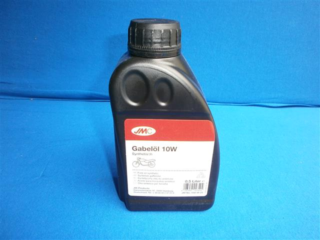 Gabelöl 10W medium 1 Liter